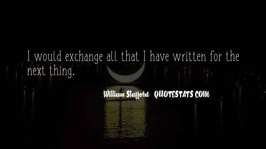 William Stafford Quotes #358734