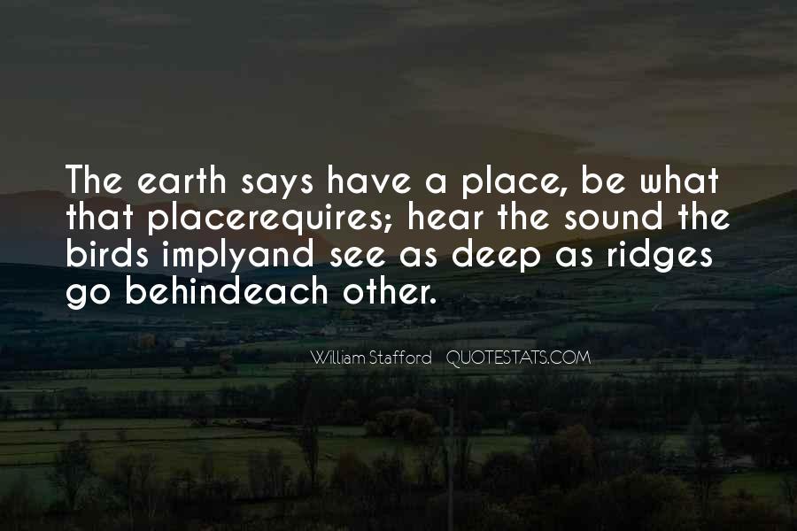 William Stafford Quotes #392738