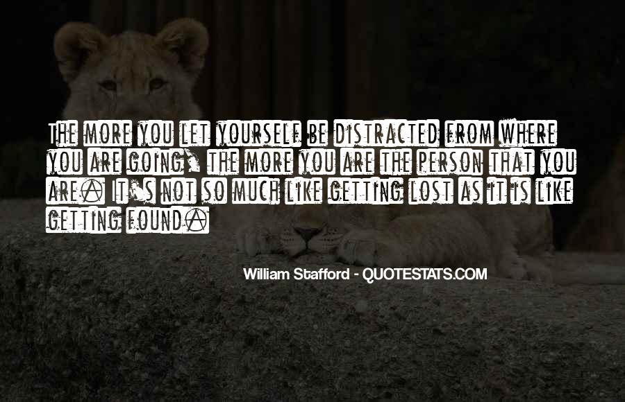 William Stafford Quotes #439974