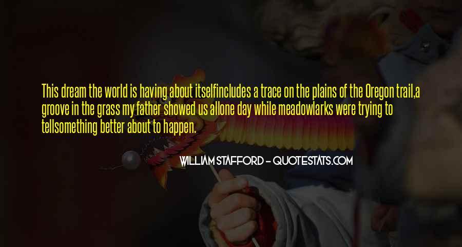 William Stafford Quotes #507419