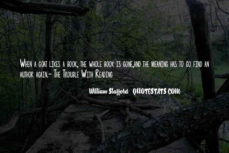 William Stafford Quotes #607490