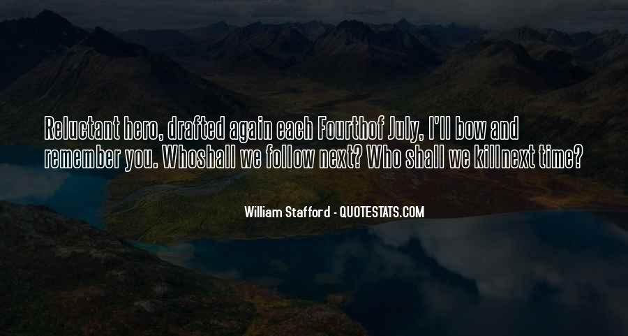 William Stafford Quotes #616600