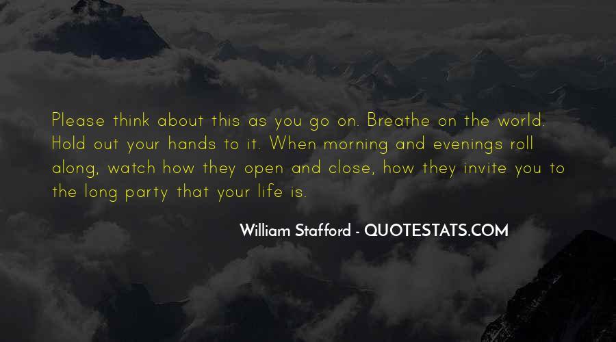William Stafford Quotes #622901
