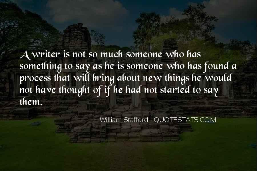 William Stafford Quotes #640294