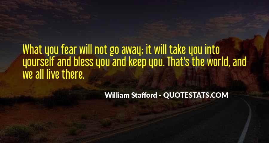 William Stafford Quotes #651873