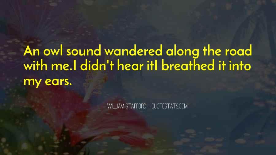 William Stafford Quotes #669555