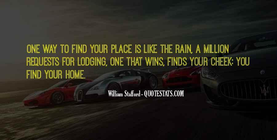 William Stafford Quotes #772757