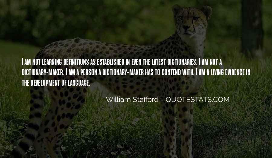 William Stafford Quotes #779236