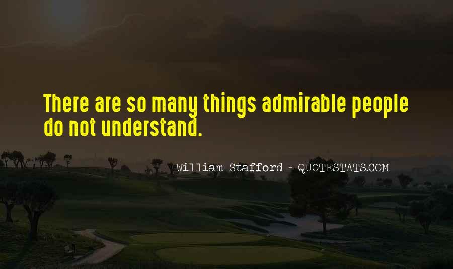 William Stafford Quotes #816567