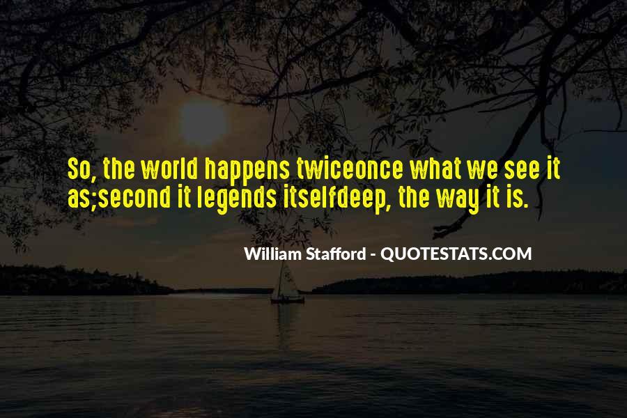 William Stafford Quotes #878581