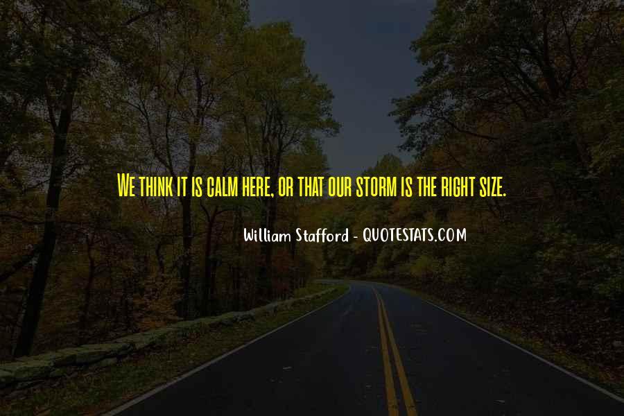William Stafford Quotes #890189