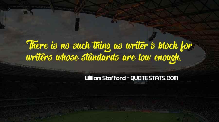William Stafford Quotes #973697