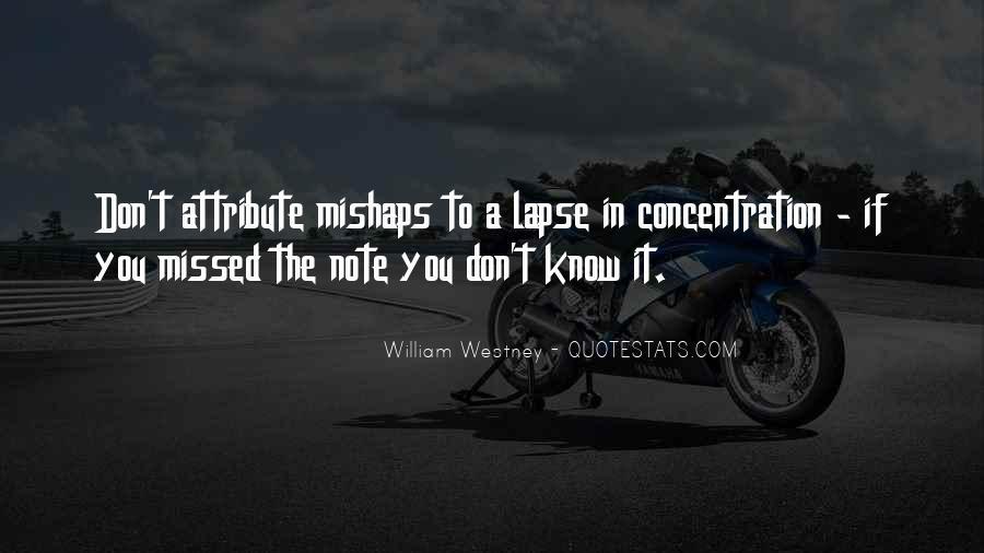 William Westney Quotes #1486153