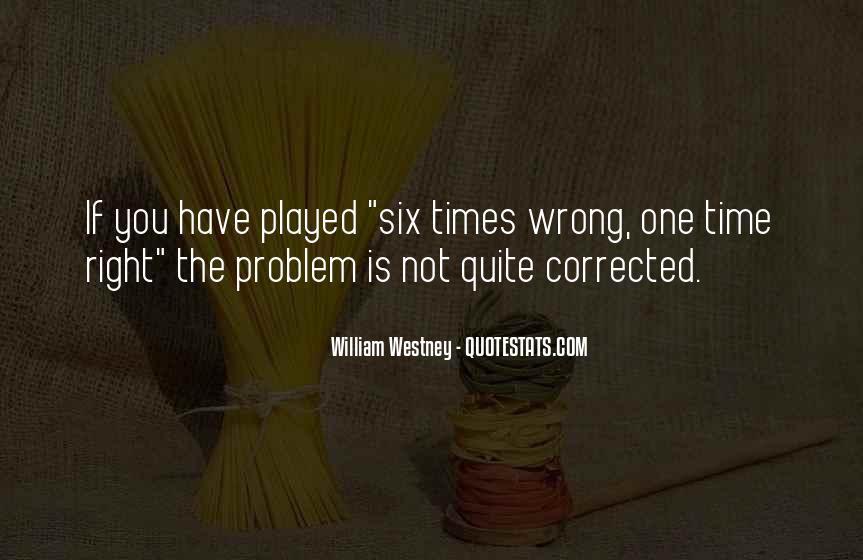 William Westney Quotes #902587