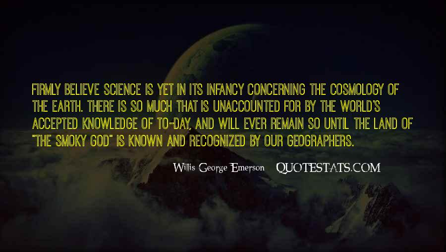 Willis George Emerson Quotes #1596725