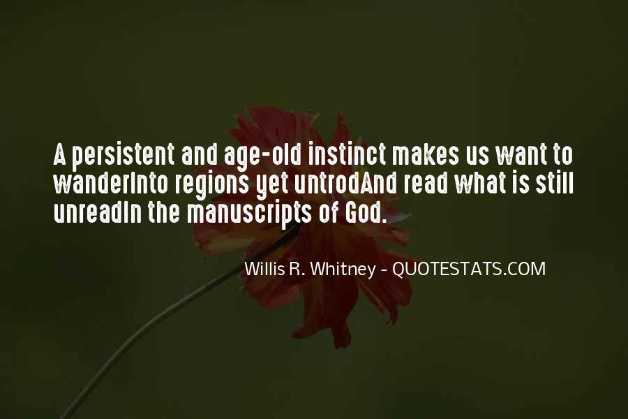 Willis R. Whitney Quotes #166964