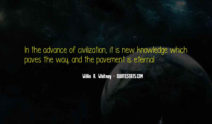 Willis R. Whitney Quotes #1741213