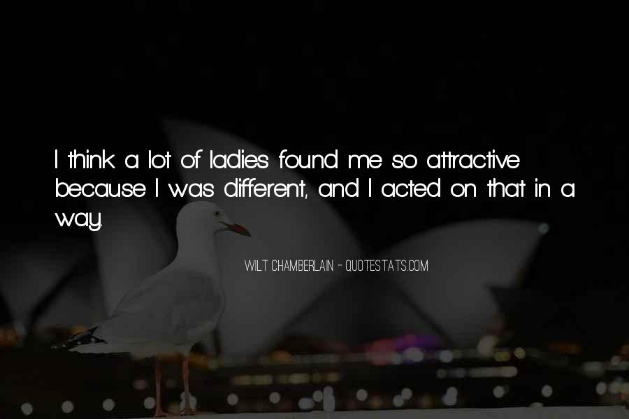 Wilt Chamberlain Quotes #1129129