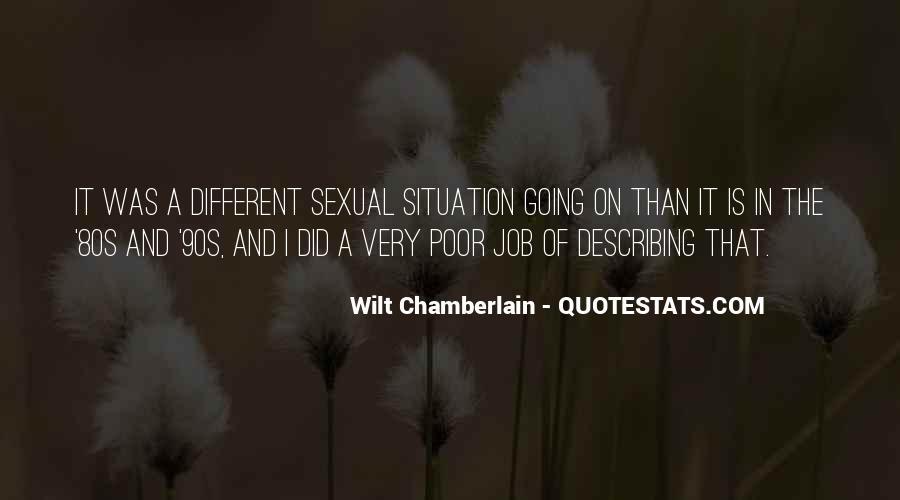 Wilt Chamberlain Quotes #1203405