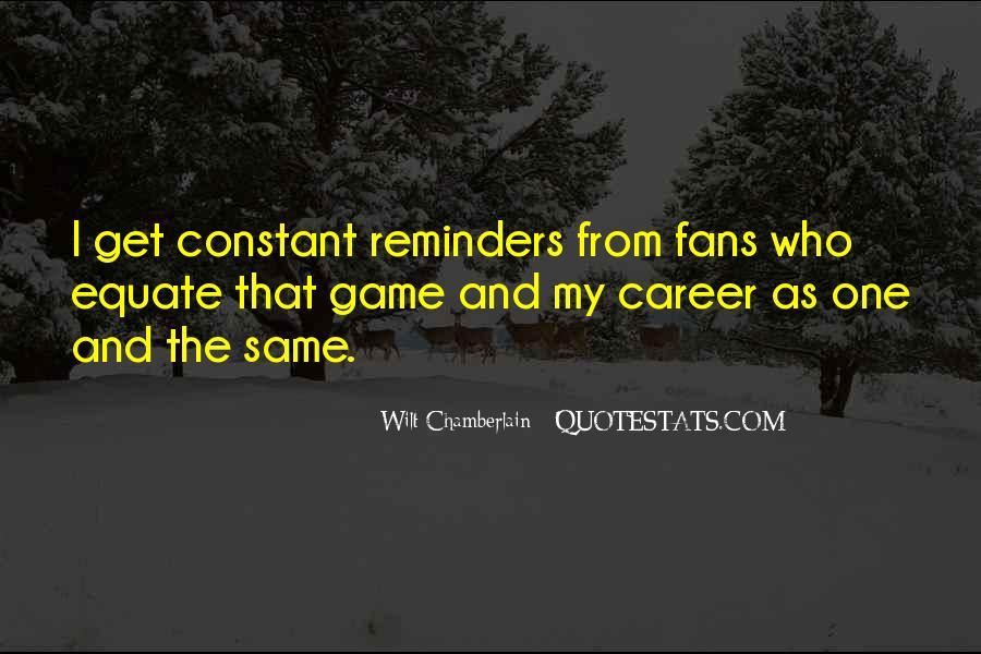 Wilt Chamberlain Quotes #1413782