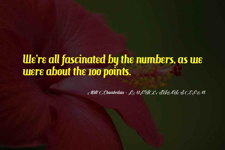 Wilt Chamberlain Quotes #1601224