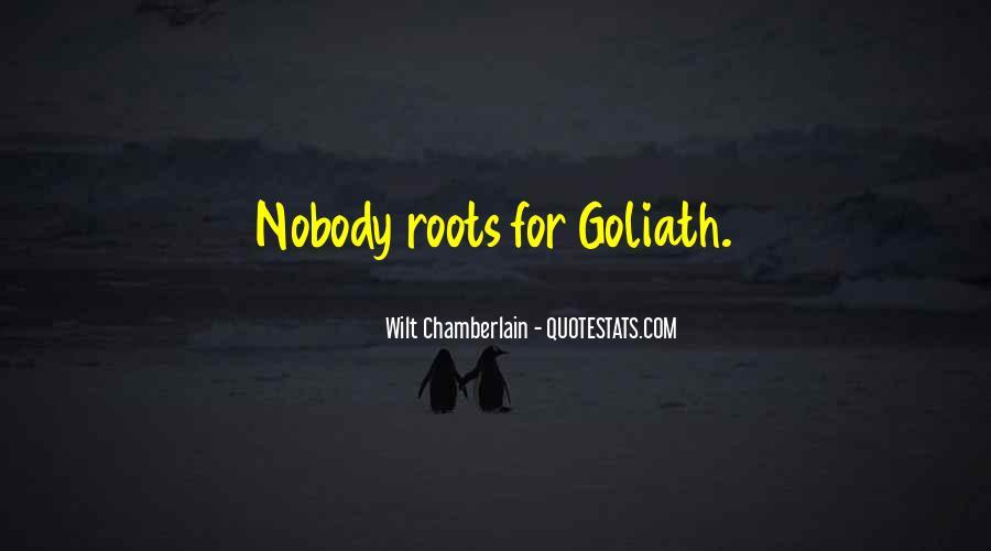 Wilt Chamberlain Quotes #1611884