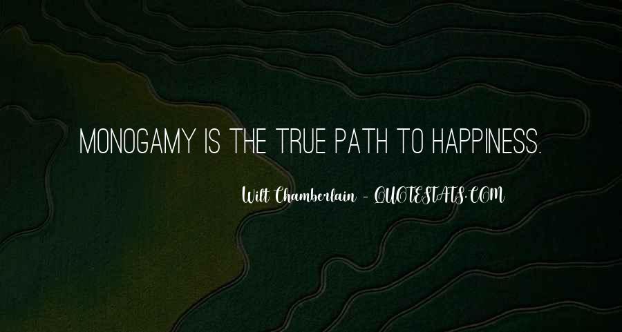 Wilt Chamberlain Quotes #327815