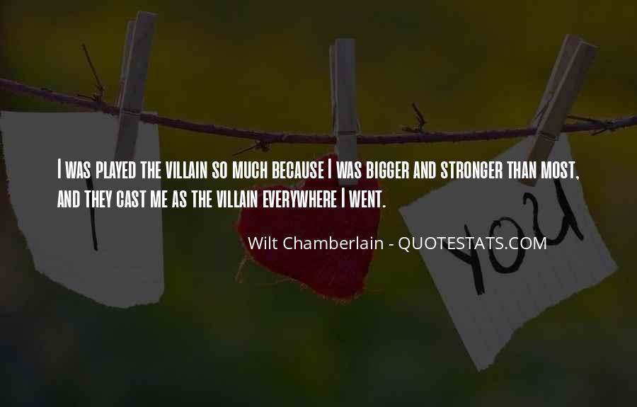 Wilt Chamberlain Quotes #355389