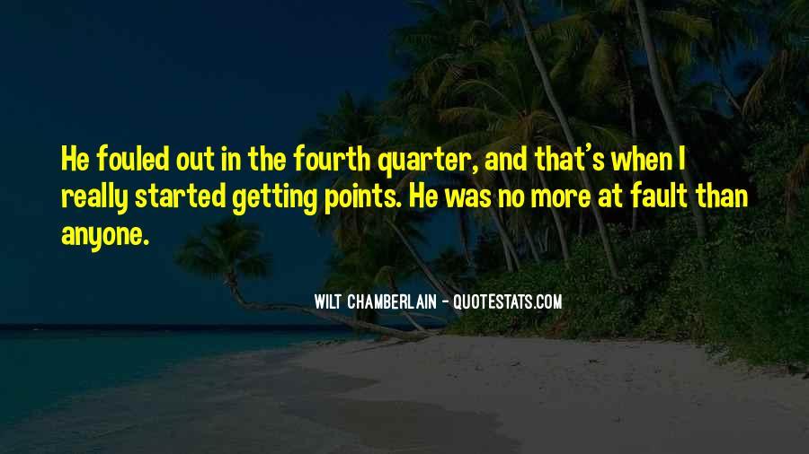 Wilt Chamberlain Quotes #369464