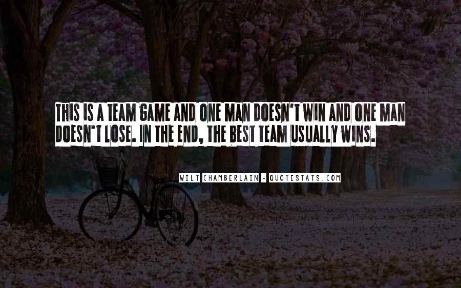 Wilt Chamberlain Quotes #392029