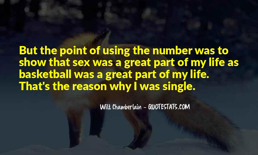 Wilt Chamberlain Quotes #743872