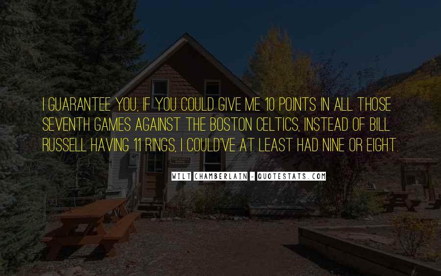 Wilt Chamberlain Quotes #83272