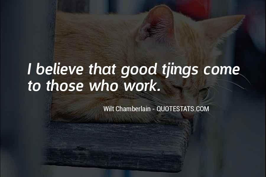 Wilt Chamberlain Quotes #854201