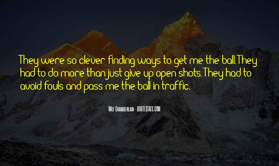 Wilt Chamberlain Quotes #985516