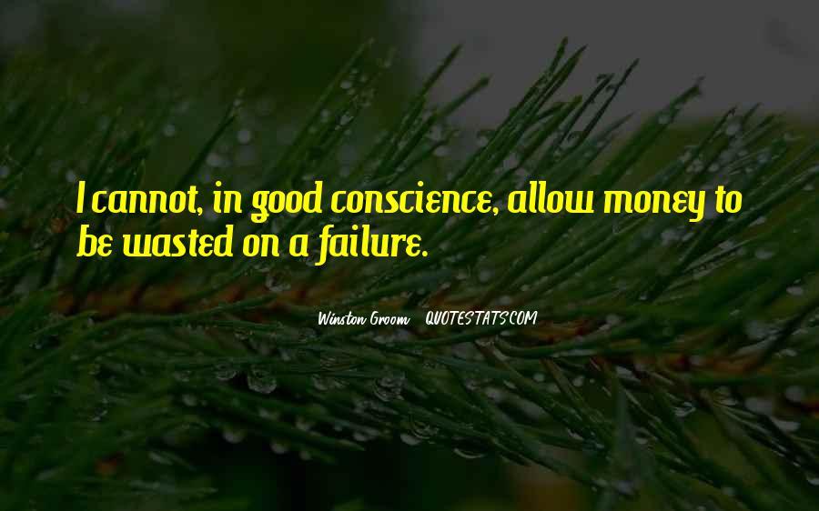 Winston Groom Quotes #1592315