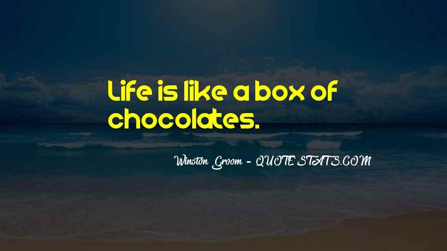 Winston Groom Quotes #711475