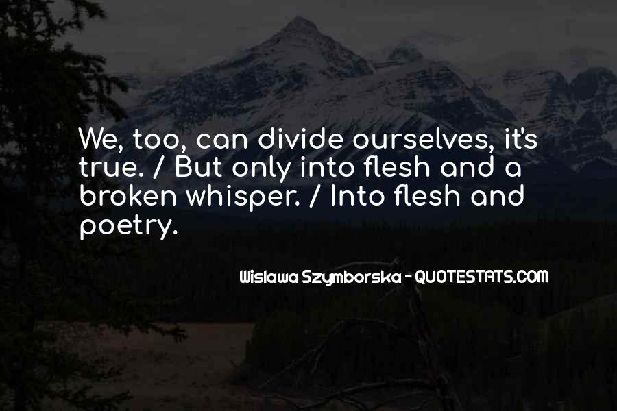 Wislawa Szymborska Quotes #101968