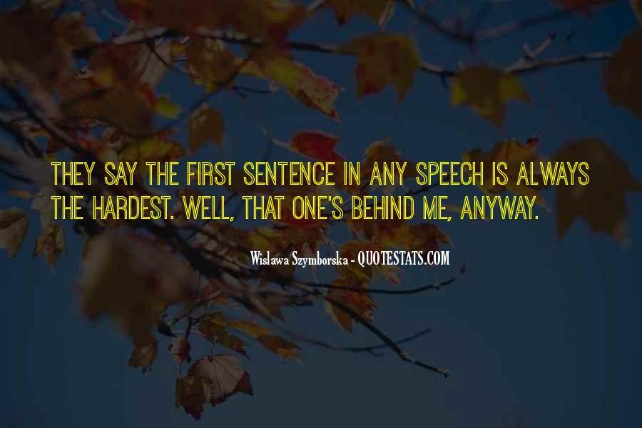 Wislawa Szymborska Quotes #109219