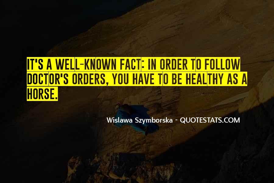 Wislawa Szymborska Quotes #1316051