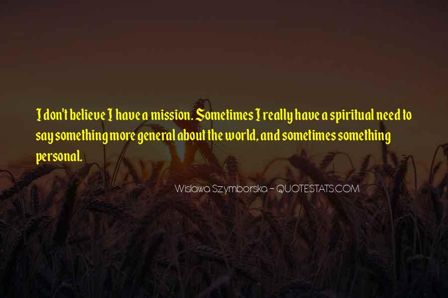 Wislawa Szymborska Quotes #138283