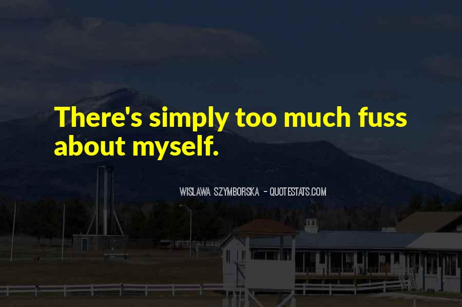 Wislawa Szymborska Quotes #1387793