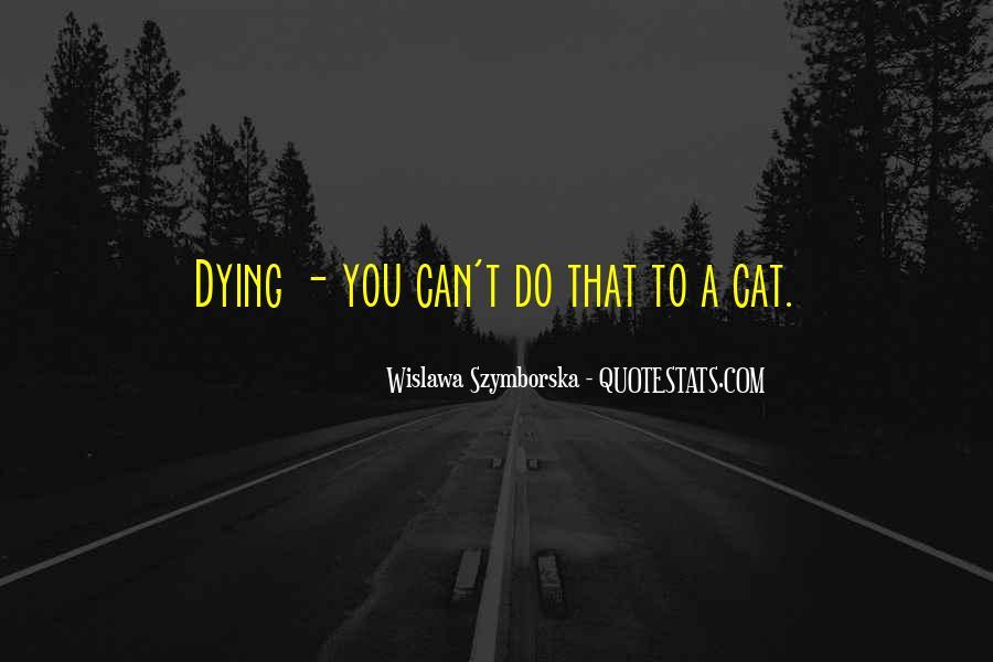 Wislawa Szymborska Quotes #157217
