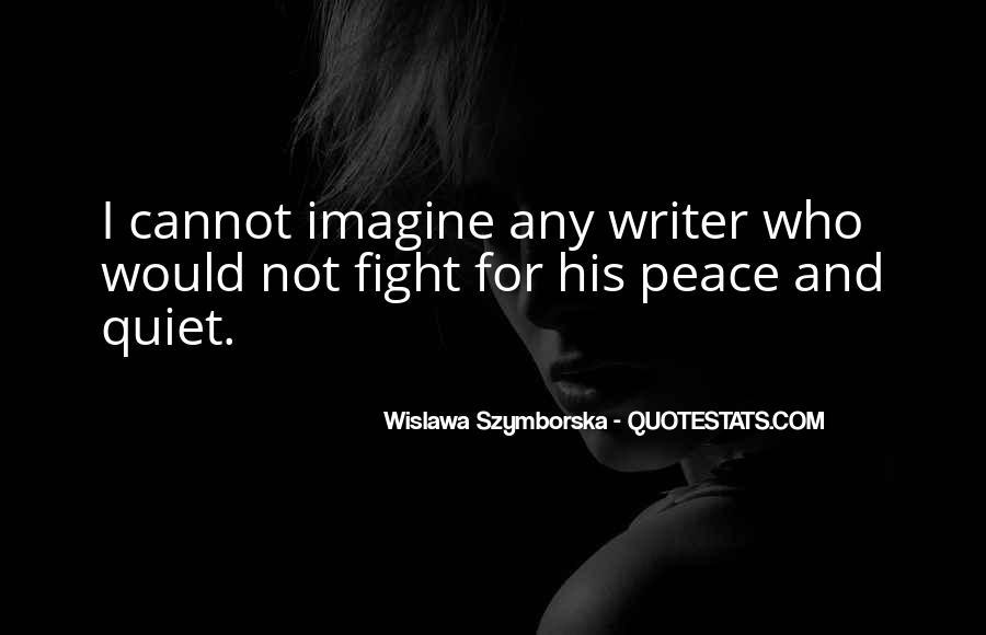 Wislawa Szymborska Quotes #1613834