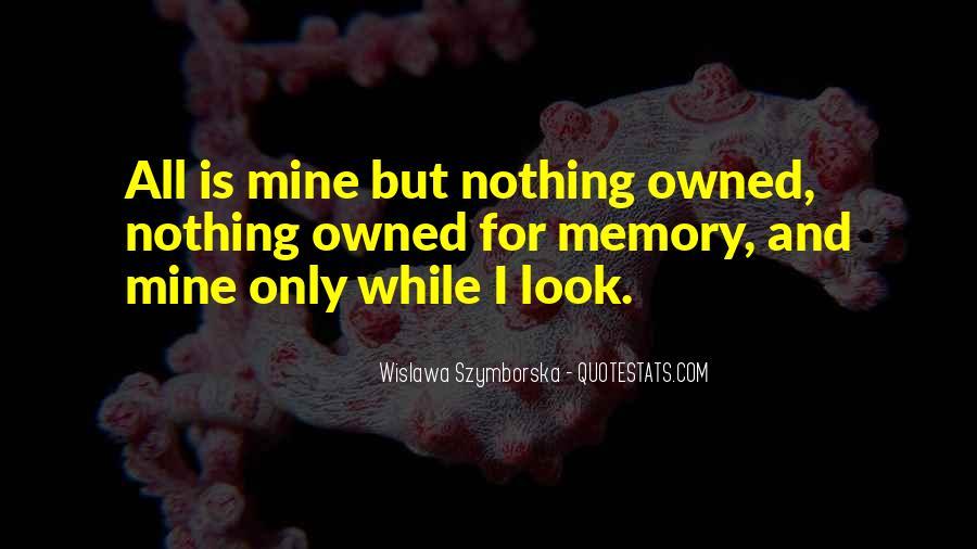 Wislawa Szymborska Quotes #1633187