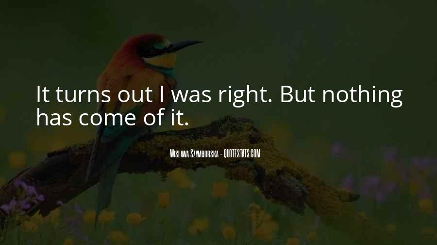 Wislawa Szymborska Quotes #1743912