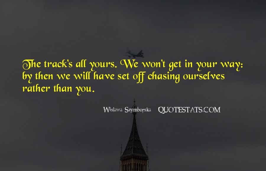 Wislawa Szymborska Quotes #255361