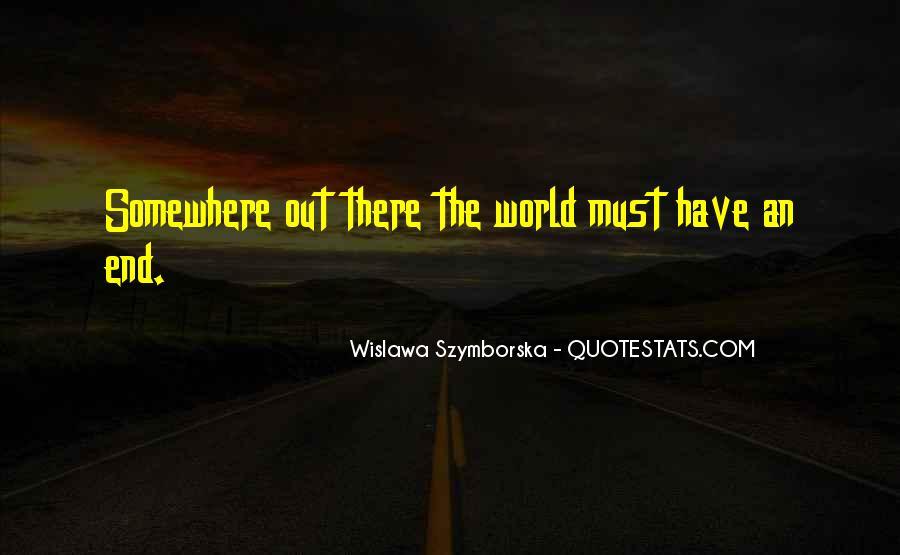 Wislawa Szymborska Quotes #448869