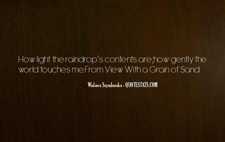 Wislawa Szymborska Quotes #66516