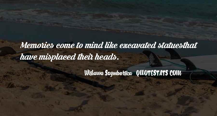 Wislawa Szymborska Quotes #702744