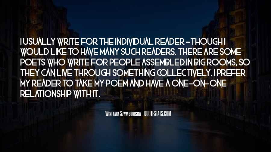 Wislawa Szymborska Quotes #84334